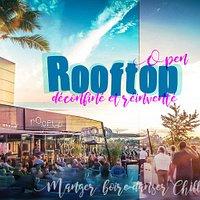 Rooftop ré-ouvre le 2 Juin à midi et lance sa saison d'été