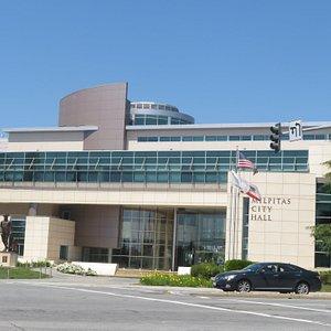 Milpitas City Hall, Milpitas, CA