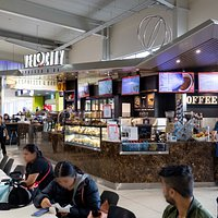 Gold Coast Airport Velocity Espresso & Bar