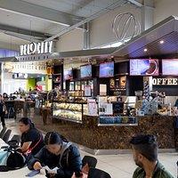 Gold Coast Airport Velocity Espresso & Bar