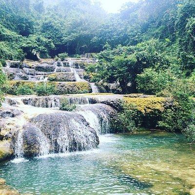 Thác Hiêu - Hiêu Waterfall