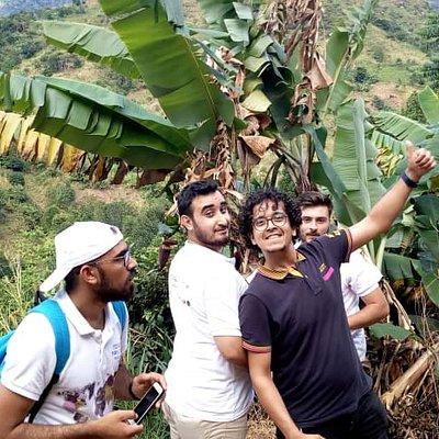 Hiking Uluguru Mountains -Chome Waterfalls
