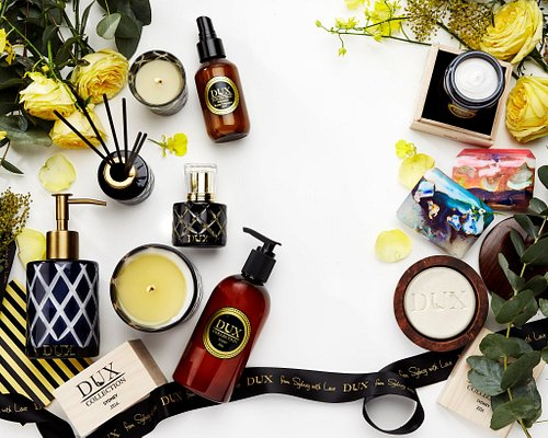 DUX Collection products are handmade in Australia using natural ingredients.