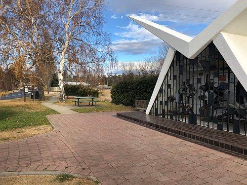 Southern cloud memorial