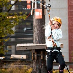 Flowpark Turku City Hero Challenge 2019