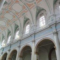 Volta navata centrale