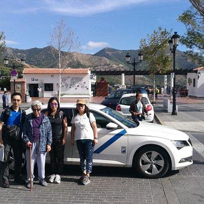 Taxi Malaga Tours Costa Del Sol