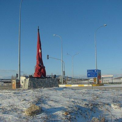 Şehit Sancaktar Mehmetcik Anıtı 5