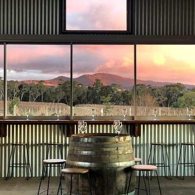 Amazing wines. Amazing views. Don't miss Nashdale Lane Wines cellar door and BOOK in a tasting