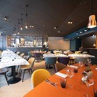 Le coude à coude - Restaurant à Saint-Malo - Nicolas Bourdon - Cale de Rochebonne