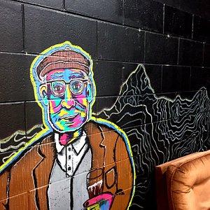 Graffiti art to come check out