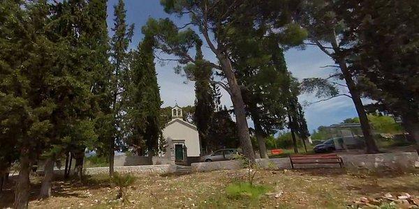Church saint John from Trogir