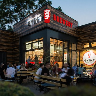 Gvint Brewery and Taproom