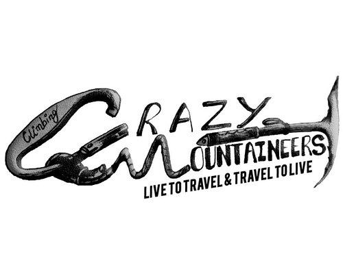 The Crazy Mountaineers Logo