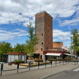 Otoczenie Wieży Wodnej
