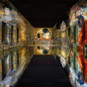 """""""Gustav Klimt, d'or et de couleurs"""""""