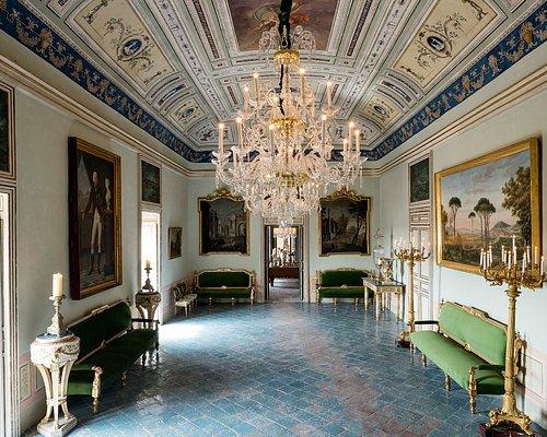 La sala da ballo Ph: Armando Rotoletti