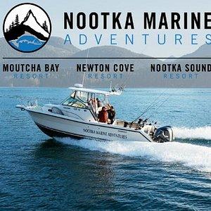 Nootka Marine Adventures operates three luxury resorts in Nootka Sound and Esperanza Inlet.