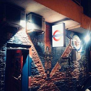 Underground 🕺🏿🕺🏿