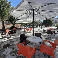 Nuestra terraza en Plaza San Sebastián 3