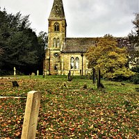 2.  Commonwealth War Grave, St Augustine's Church, Flimwell, East Sussex