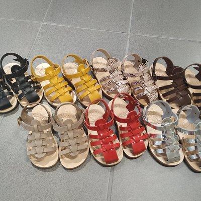 KIds gladiator sandals