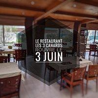 Restaurant Les 3 Canards