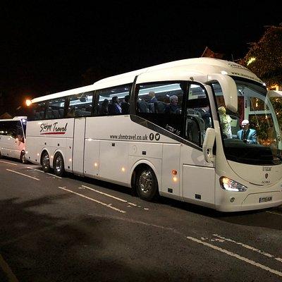 53 seat executive coach  17 seat executive mini coach