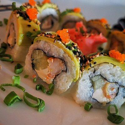 Sushi shop Fresco y delicioso.