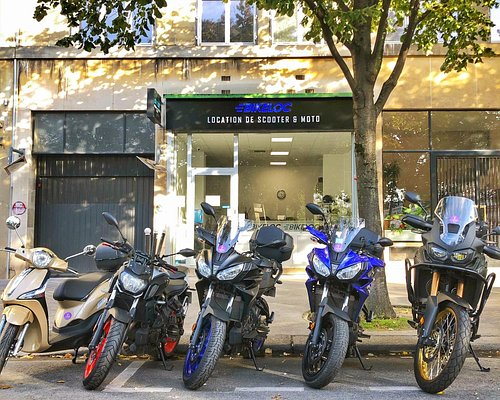 Location scooter moto Paris! Bikeloc propose un large choix de scooter et moto en location. Prix imbattables Accessoires inclus Service de livraison de votre scooter / moto Option Km illimité
