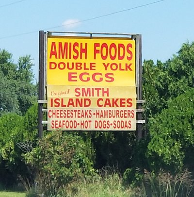 Convenience, variety, local flavor
