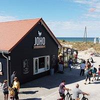 JOHO Broiler Bar - Außenansicht