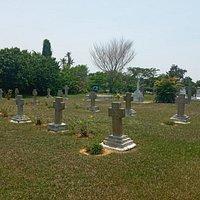 Bukit Chandan Military Cemetery