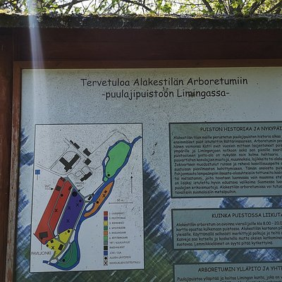 Alakestilän Arboretum