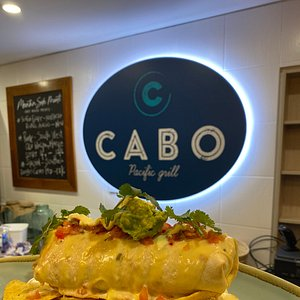 Burrito Cabo Pacific Grill