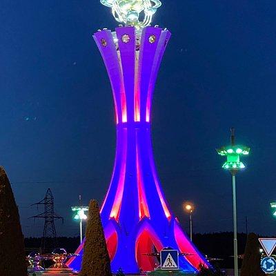 Ylym Monument