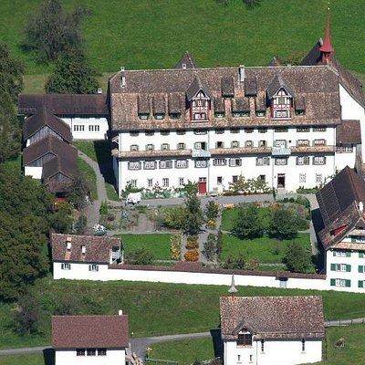 Monastère franciscain de Saint-Joseph à Muotathal (canton de Schwyz)