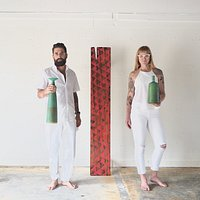 Adam Russell and Kelly Lever, Owners of Key West Pottery