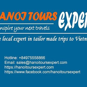 Hanoi Tours Expert is a Local Tour Company, Tour Operator and Travel Agency Vietnam, Hanoi based. We are proud to be one of the best tour companies and travel agencies specialized in providing private guided package tours and travel services to all parts of Vietnam.
