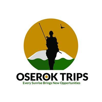 Oserok Trips Logo