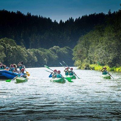 PORT PIENIN - Spływ Kajakowy i Pontonowy   Rafting Dunajcem