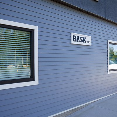 Bask dispensary in Fairhaven