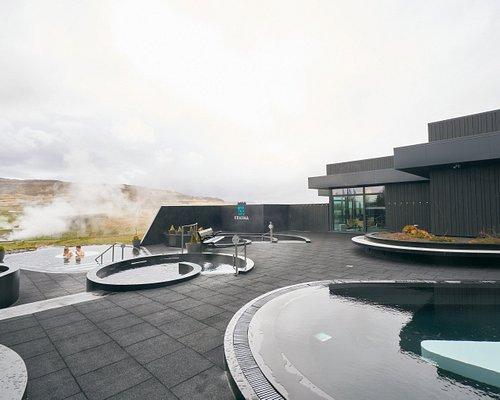Krauma geothermal bath