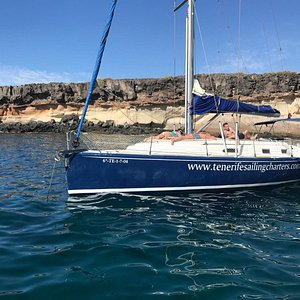 Tenerife sailing charters, the luxury way to see whales and dolphins