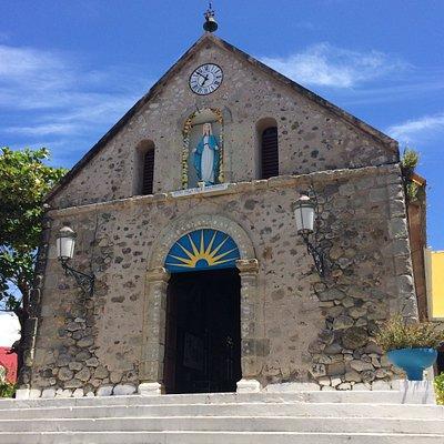 Église Notre-Dame-de-l'Assomption de Terre-de-Haut