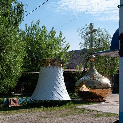 Мценский Петропавловский мужской монастырь