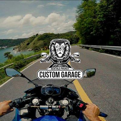CustomGarage Аренда мотоциклов на Пхукете