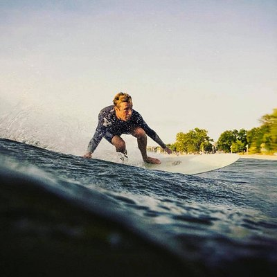 Great Lakes surfing with Third Coast Surf Shop