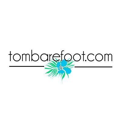 Tombarefoot.com logo