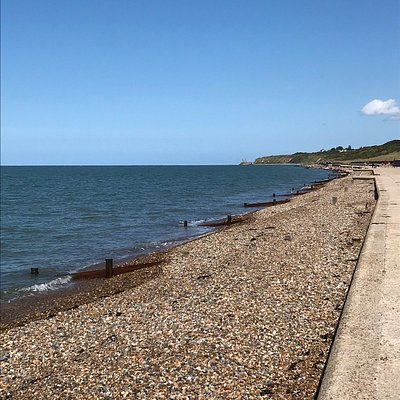 East Cliff Beach, Herne Bay